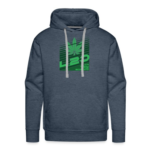 420 grow the economy 2018 - Men's Premium Hoodie