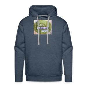 PowerWords secondB - Men's Premium Hoodie