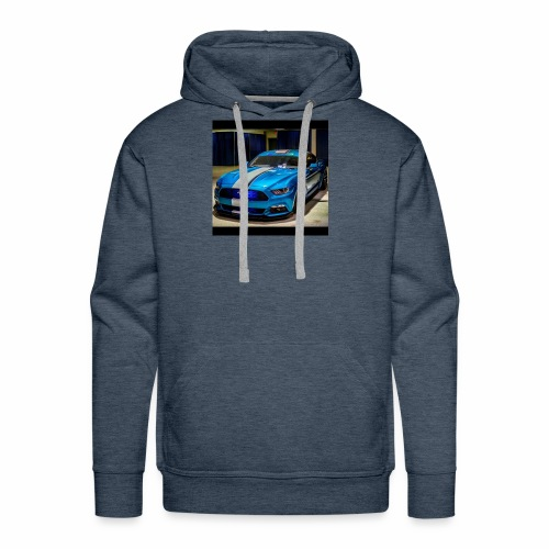 TEAM FORD - Men's Premium Hoodie