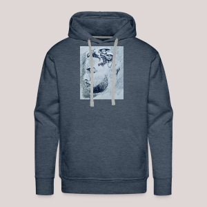Portrait Collection - Men's Premium Hoodie