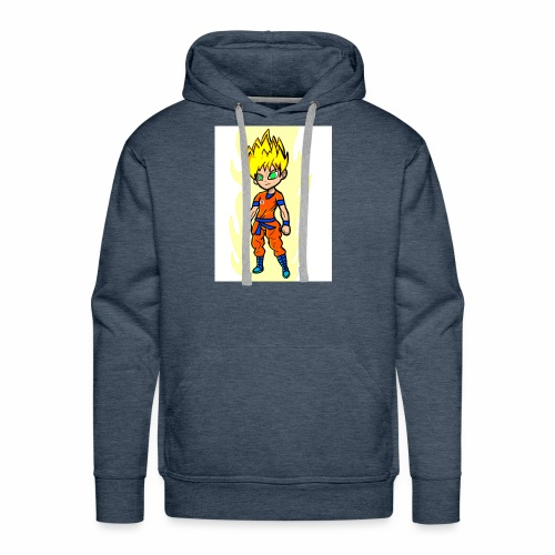 Goku - Men's Premium Hoodie