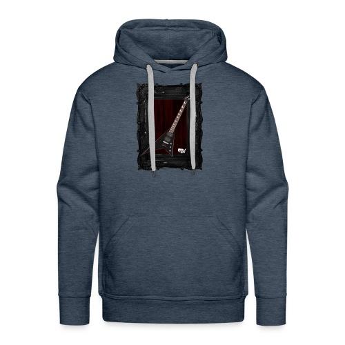 Tshirt_Jackson_Framed_V2 - Men's Premium Hoodie