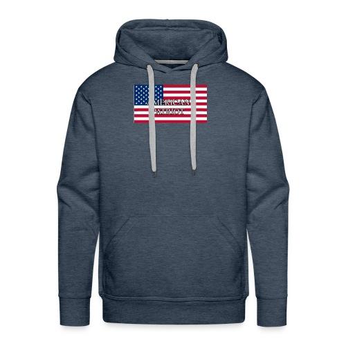 American Patriot - Men's Premium Hoodie