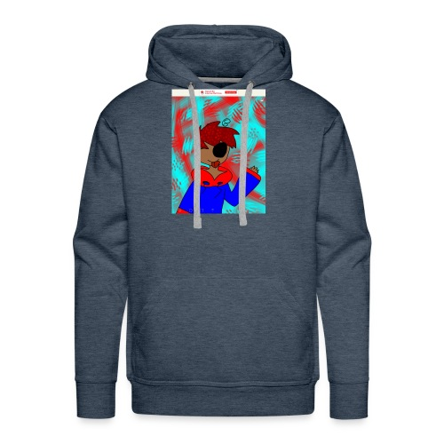 Meko the human - Men's Premium Hoodie