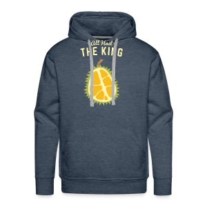 the king fruit - Men's Premium Hoodie