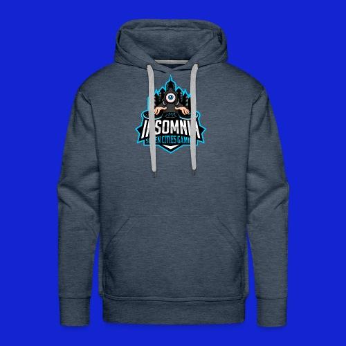 Insomnia - Men's Premium Hoodie