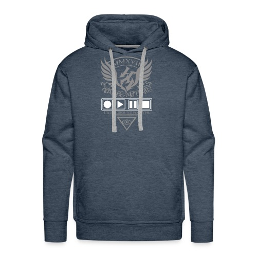 Higher Motives Underground Forever 2 - Men's Premium Hoodie