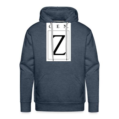 Generation Z - Men's Premium Hoodie