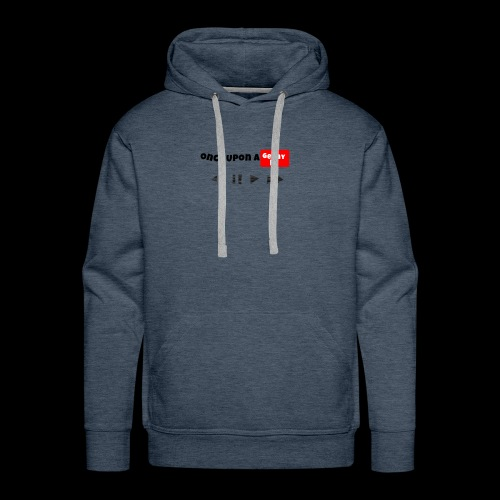 Once Upon A Genny Youtube! - Men's Premium Hoodie