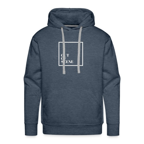 OUT OF SCENE - Men's Premium Hoodie