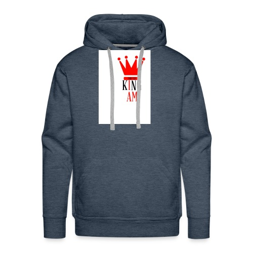 king Iam - Men's Premium Hoodie