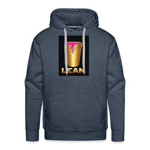 Clean Lean - Men's Premium Hoodie