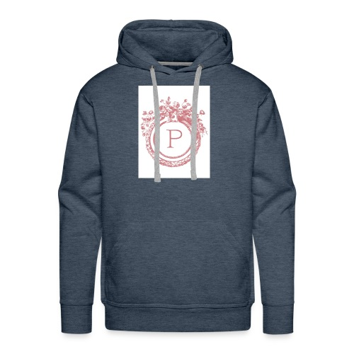 My inital makes me the person i am today - Men's Premium Hoodie