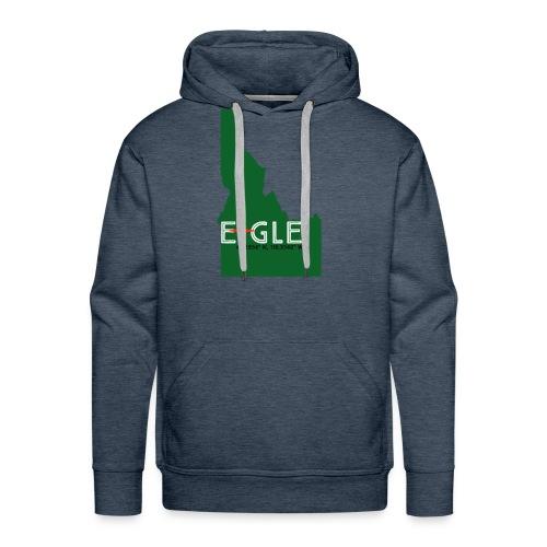 Eagle Idaho - Men's Premium Hoodie