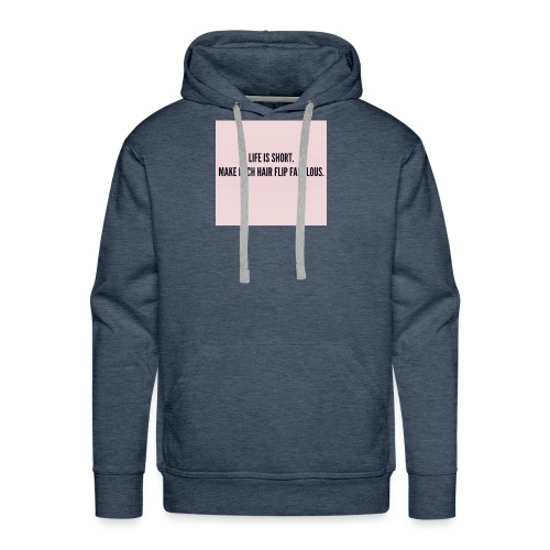 LongHairLele - Men's Premium Hoodie