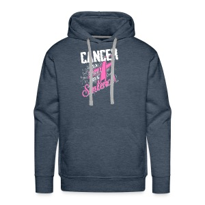 Cancer Survivor Tees - Men's Premium Hoodie