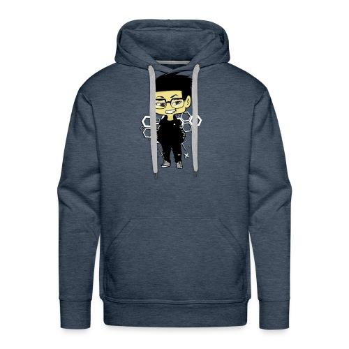 iBeat - Official Design - Men's Premium Hoodie