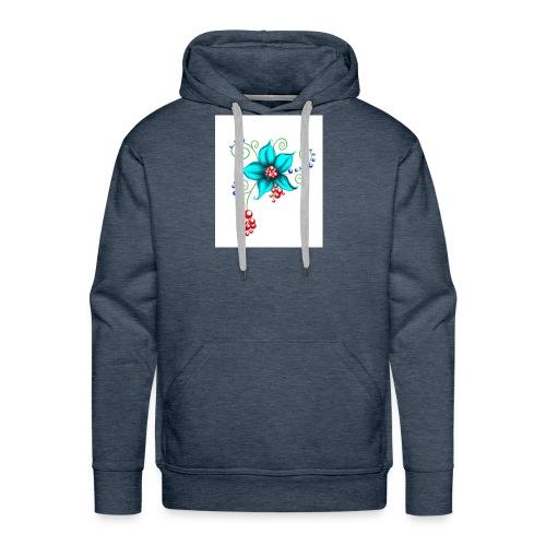 Blooms - Men's Premium Hoodie