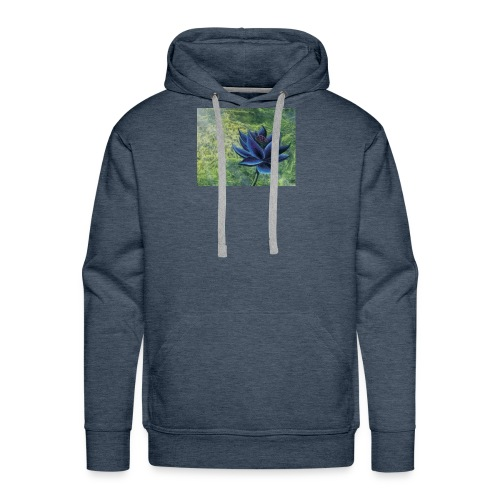 BLACK LOTUS, INTERPRET THIS, MAGIC THE GATHERING - Men's Premium Hoodie
