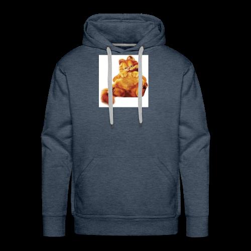 Garfield - Men's Premium Hoodie