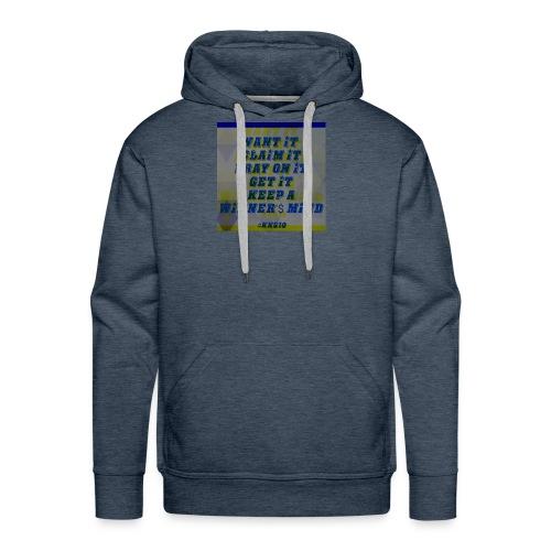 #KKG10 - Men's Premium Hoodie