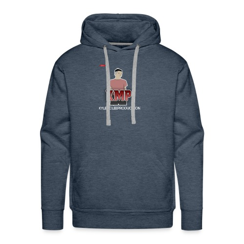 Merch with KylemcleePRODUCTION! - Men's Premium Hoodie