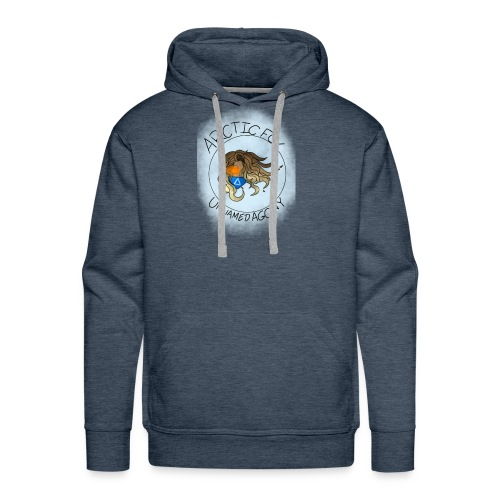 ArcticFox/ UnnamedAgony - Men's Premium Hoodie