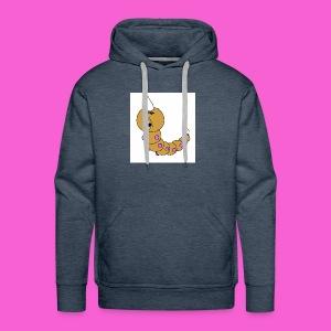 Original Will Logo - Men's Premium Hoodie