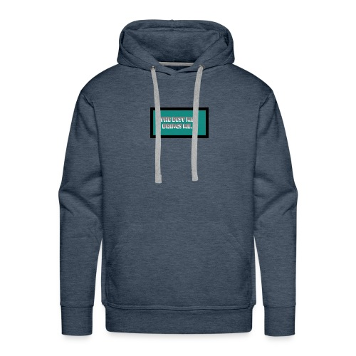 The best man brings me. - Men's Premium Hoodie