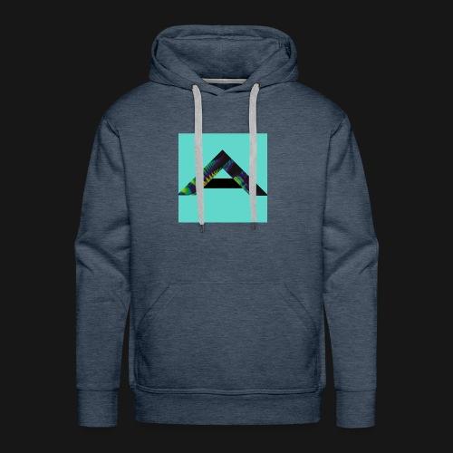 Aurora Logo - Men's Premium Hoodie
