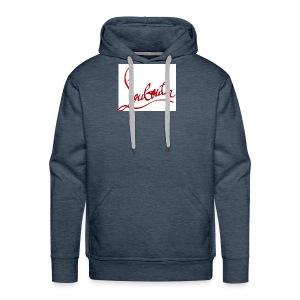 Christian Louboutin T shirts Tee shirts Tees Red B - Men's Premium Hoodie