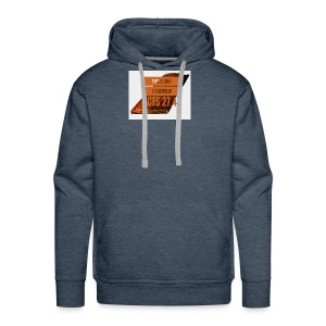 How I survived! - Men's Premium Hoodie