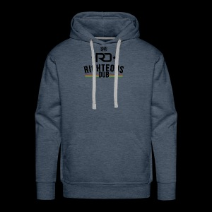 Righteous Dub Logo - Men's Premium Hoodie