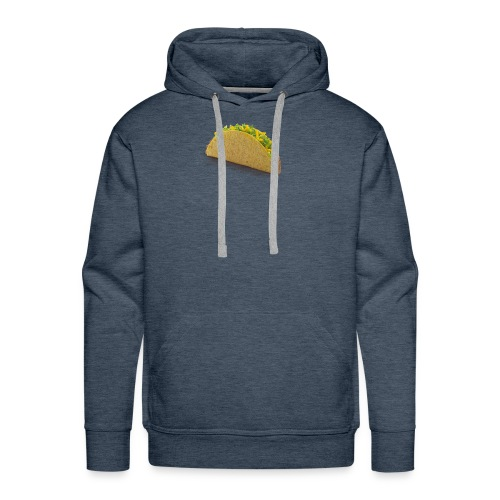 foodcrispybeeftaco - Men's Premium Hoodie
