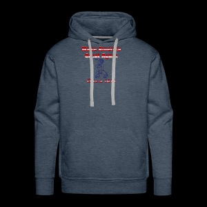 Make America Great...circa 1491 - Men's Premium Hoodie