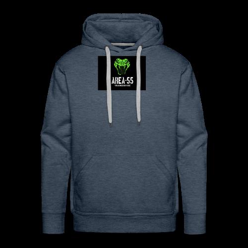 final_Area55_vertical1 - Men's Premium Hoodie