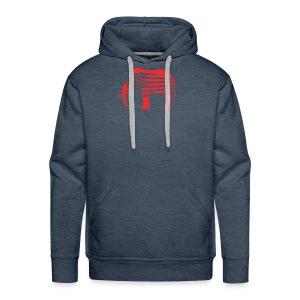 The Red Elephants Official Logo - Men's Premium Hoodie