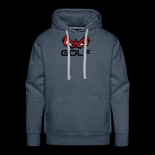 wakefield owl eyes golf - Men's Premium Hoodie