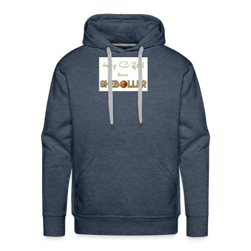 Girl Basketball shirt - Men's Premium Hoodie