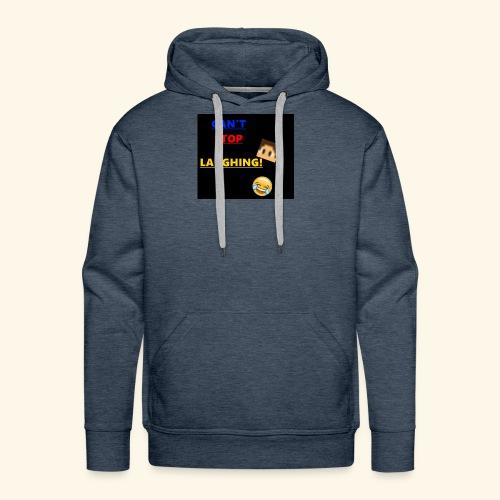Laughing MC - Men's Premium Hoodie