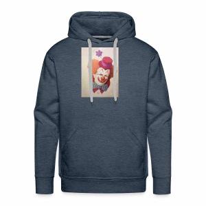 Old Clown Full - Men's Premium Hoodie