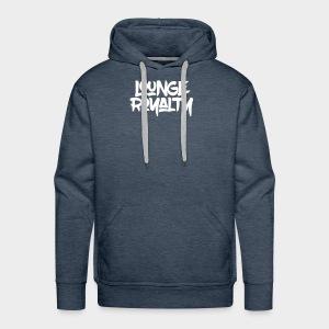 Lounge Royalty Logo - Men's Premium Hoodie