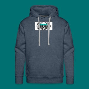Lost in Fate Design #2 - Men's Premium Hoodie