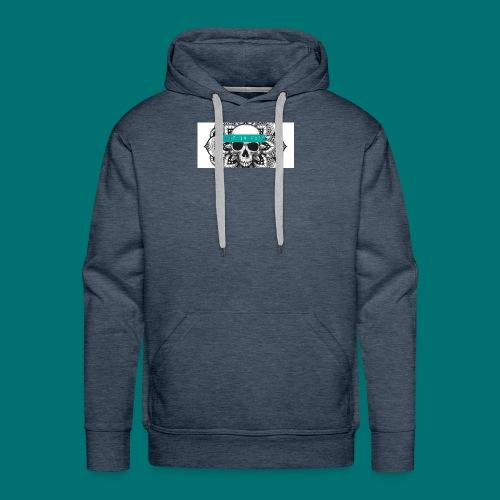 Lost in Fate Design #2 - Men's Premium Hoodie