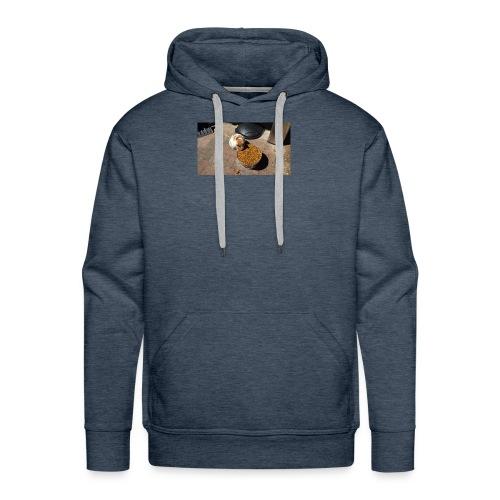 Hungry cat - Men's Premium Hoodie