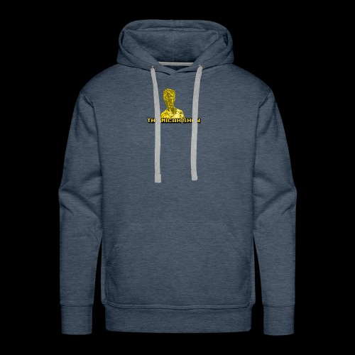 Limited Edition Gold Micah Show Logo - Men's Premium Hoodie