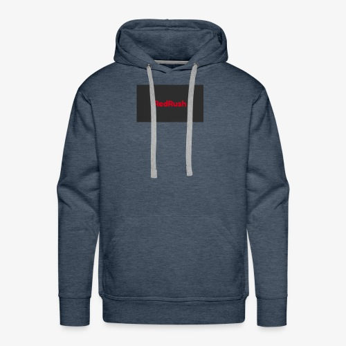red rush - Men's Premium Hoodie