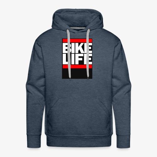 bike life - Men's Premium Hoodie