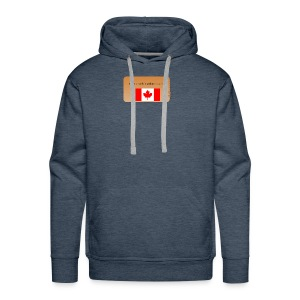 Canadian Couponer - Men's Premium Hoodie