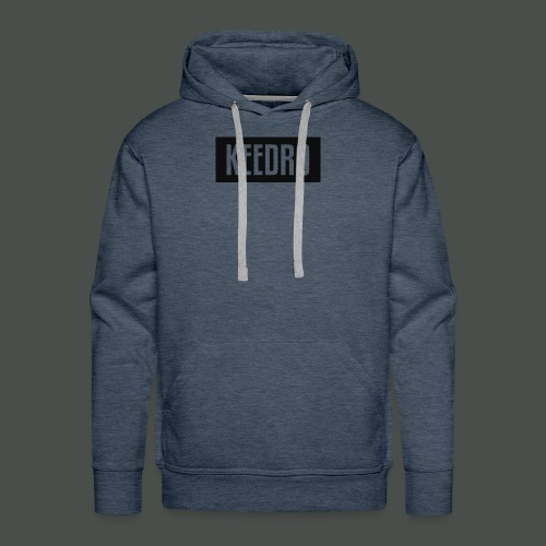 Keedro logo spreadshirt - Men's Premium Hoodie